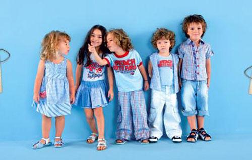 购买童装商标该如何选择商标图案?
